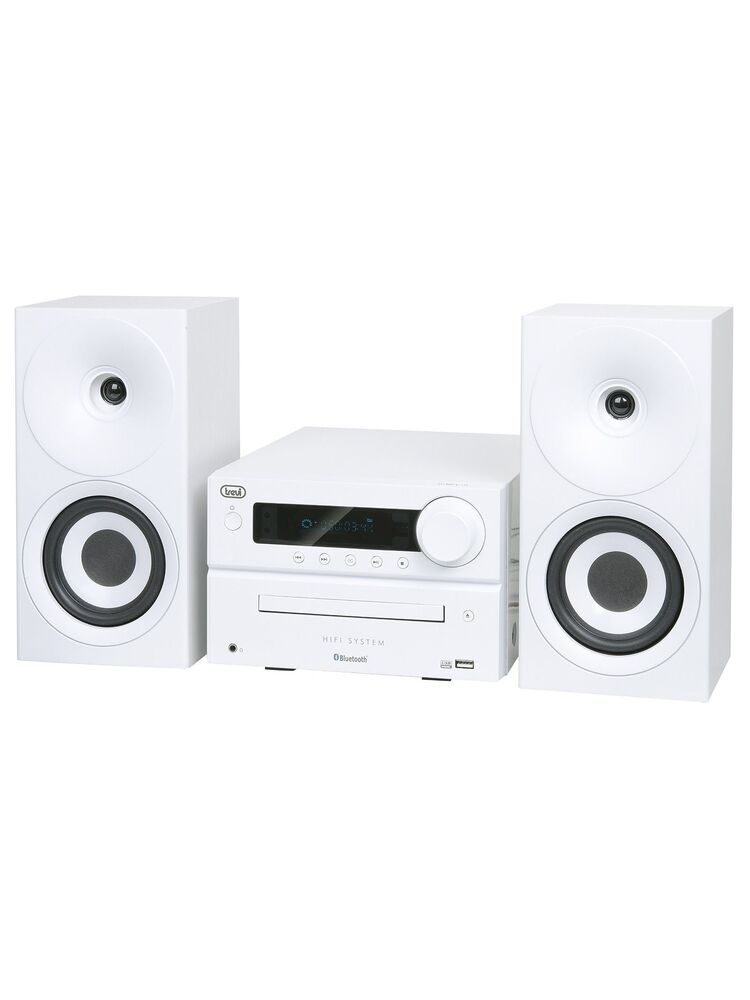 Trevi HCX 1080 BT HIFI audio sistema CD /MP3/ USB RADIO BLUETOOTH®